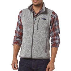 Patagonia Men's Better Sweater Fleece Vest (NWOT)